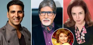 With Saroj Khan's demise Hindi cinema has lost its 'adaa', mourn celebs