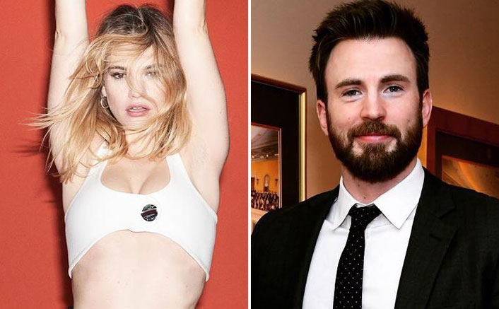 Wondering Who Is Lily James, Chris Evans' New GF? All The Scoop You Need!