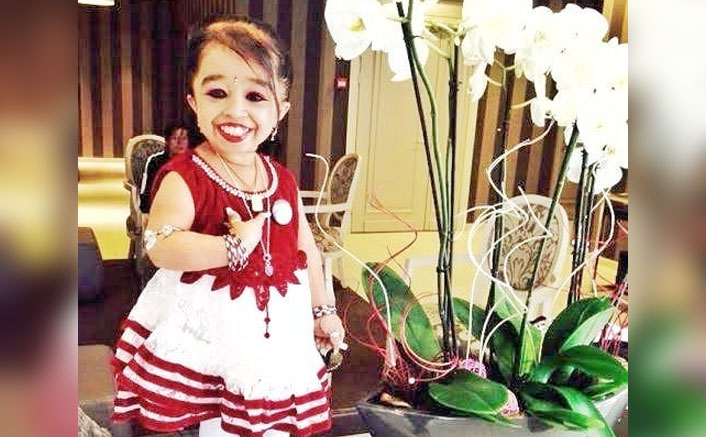 World's Shortest Woman & American Horror Story Fame Jyoti Amge Seeks Medical Help For A Serious Health Issue(Pic credit: jyoti_amge/Instagram)