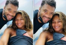 WOW! Ciara and Russell Wilson Welcome A Baby Boy, Share Video From Delivery Room!