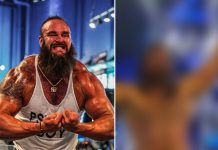 WWE: After Defeating Goldberg, Braun Strowman Has Already Set His Eyes On THIS Opponent For Wrestlemania 37