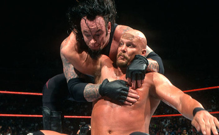 Undertaker & Stone Cold Creating WWE RAW HISTORY