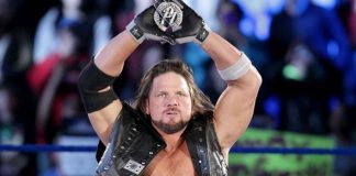WWE Smackdown: AJ Styles Retains His Intercontinental Championship & Much More