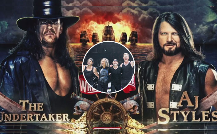 WWE: The Undertaker VS AJ Styles At Wrestlemania 36 Was Supposed To Have A 'Metallica Band' Twist