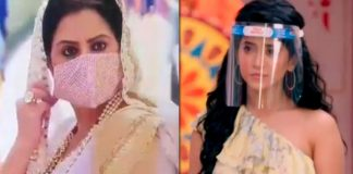 Yeh Rishta Kya Kehlata Hai: The Actors Wear Masks & Face Shields On-Screen & Netizens Can't Keep Calm