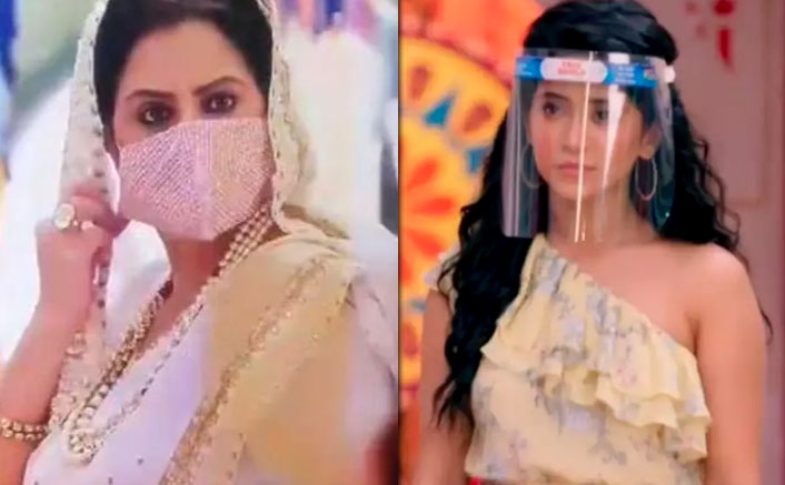 Yeh Rishta Kya Kehlata Hai: The Actors Wear Masks & Face Shields On-Screen & Netizens Can't Keep Calm