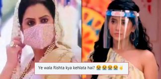 Yeh Rishta Kya Kehlata Hai's Latest Episodes Featuring Actors Wearing Masks Is A Treat For Meme Makers