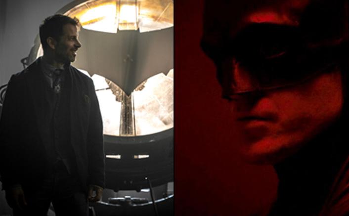 Zack Snyder REACTS To Matt Reeves' The Batman Starring Robert Pattinson!