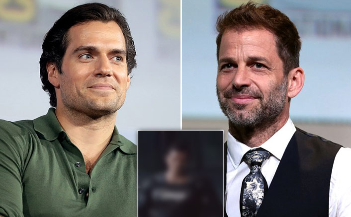 Justice League: Snyder Cut: Henry Cavill's Superman In Black Suit…