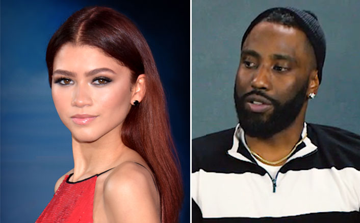 Zendaya-John David Washington Shoot For 'Malcolm & Marie' Amid Quarantine