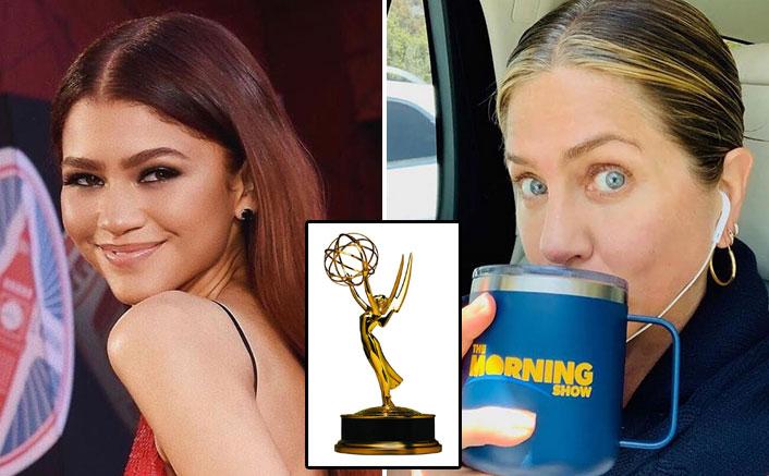 Zendaya Opens Up On Getting Nominated For Emmy Awards Alongside Jennifer Aniston & Others