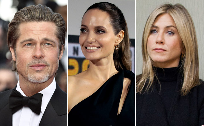 Angelina Jolie Finding Brad Pitt 'Very Comforting' in Bed Again & Jennifer Aniston Has No Idea About It All?