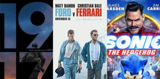 1917 VS Ford V Ferrari VS Sonic Hedgehog At The China Box Office: Where Are The Ones Asking Cinemas To Reopen?