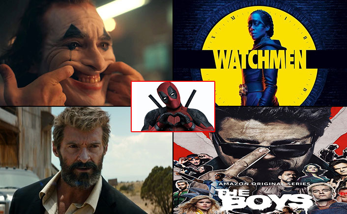 From Joker To Logan - Five Comic Book-Based Movies To Binge Watch This Weekend