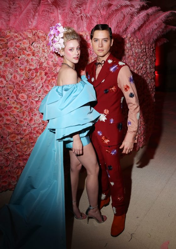 Cole Sprouse, Lili Reinhart/ Getty Images