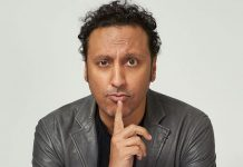 Aasif Mandvi: My parents were disappointed that their son was good at being a clown