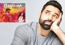"Abhay Deol Calls Out His Film Raanjhanaa Starring Sonam Kapoor & Dhanush: ""History Will Not Look Kindly At This Film"""
