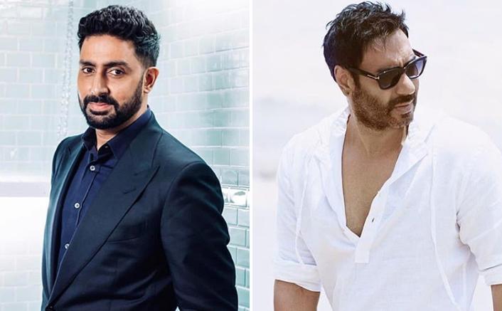 Abhishek Bachchan & Ajay Devgn Go Gaga Over Black Eyed Peas' Bollywood Inspired New Music Video 'Action'
