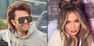 Actor and Popular host Maniesh Paul crushes on Pop sensation Jennifer Lopez