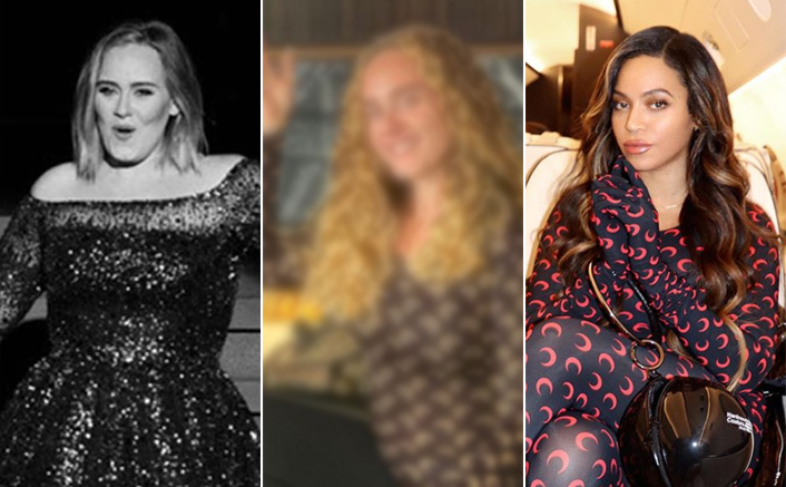 Adele Is Twinning With Beyoncé & Continues To Stun Fans With Her Weight Loss