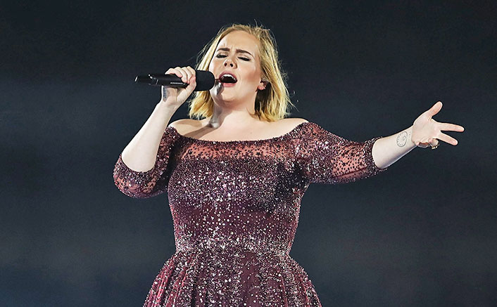 Adele Treats A Fan With A Surprise Message & We Wish It Was Us!