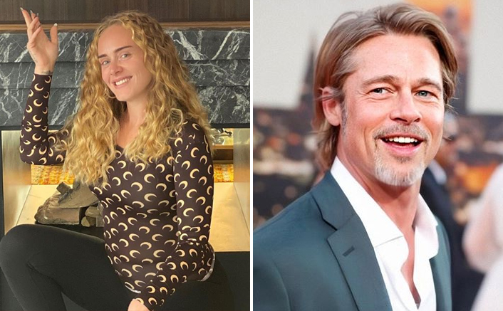 Adele Post Her Drastic Weight Transformation Hitting On Brad Pitt?