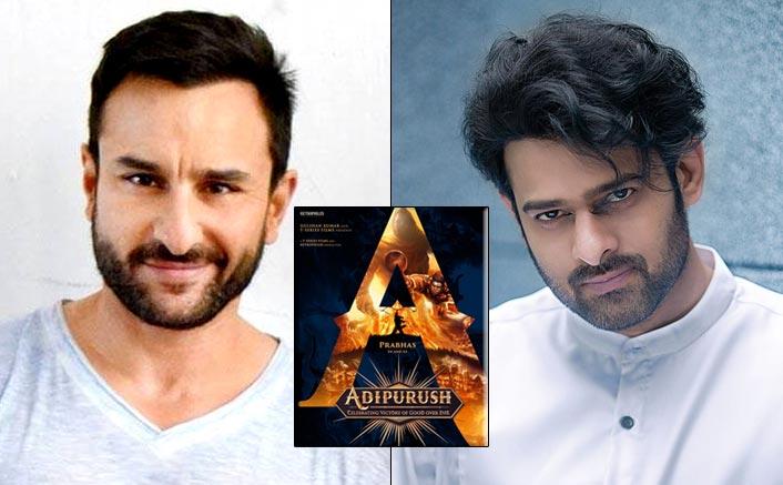 Adipurush: Saif Ali Khan To Be The Bad Guy Against Prabhas In Om Raut's Next?