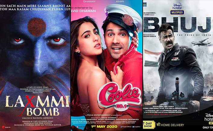 After Akshay Kumar's Laxmmi Bomb & Ajay Devgn's Bhuj, Varun Dhawan & Sara Ali Khan's Coolie No. 1 To Have An OTT Release
