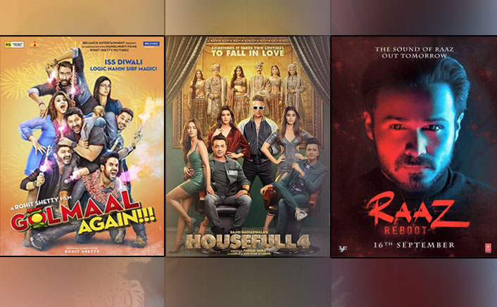 Ajay Devgn Led Golmaal, Akshay Kumar Led Housefull & Two More- Take A 'Box Office' Look At Bollywood's Only Tetralogies