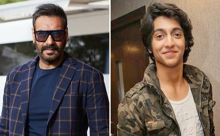 Ajay Devgn To Turn Into A Superhero For YRF's Next Ft. Debutant Ahaan Panday?