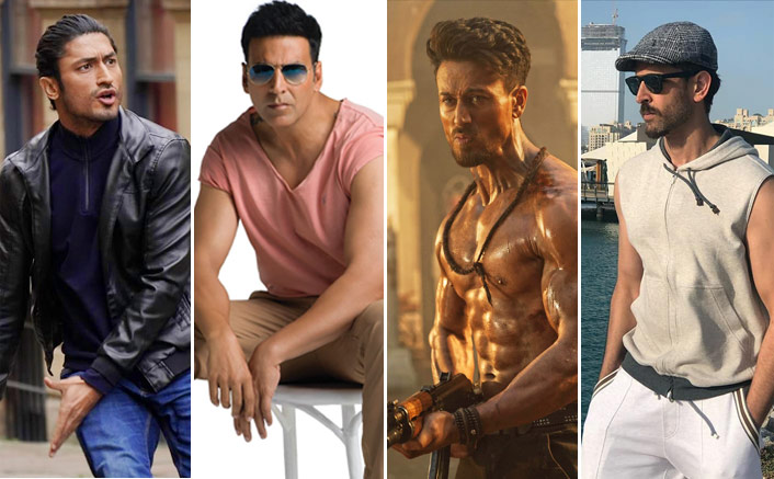 Akshay Kumar, Hrithik Roshan, Tiger Shroff Or Vidyut Jammwal - Who Is Bollywood's Biggest Action Star? VOTE NOW!