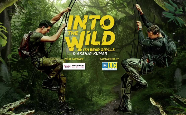 Man VS Wild: True 'Khiladi' Akshay Kumar Is Coming, BEWARE Bear Grylls