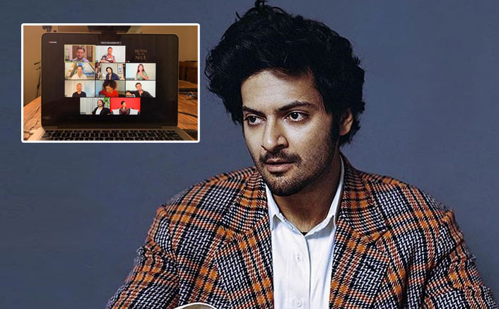 Ali Fazal Kickstarts Death On The Nile Promotions Reuniting With The Team