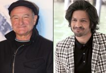 Ali Fazal thanks late Robin Williams for healing him through his childhood
