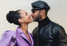 Alicia Keys, husband get romantic on their 10-year anniversary