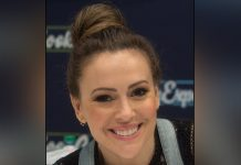 Alyssa Milano on her horrible battle with Covid-19