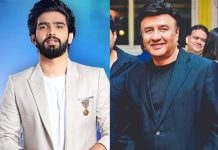 "Amaal Malik Answers A Fan's Query Of Him Being Anu Malik's Son With ""Thank God, I'm Not"""