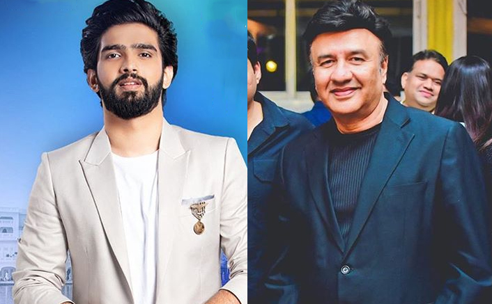 """Amaal Malik Answers A Fan's Query Of Him Being Anu Malik's Son With """"Thank God, I'm Not"""""""