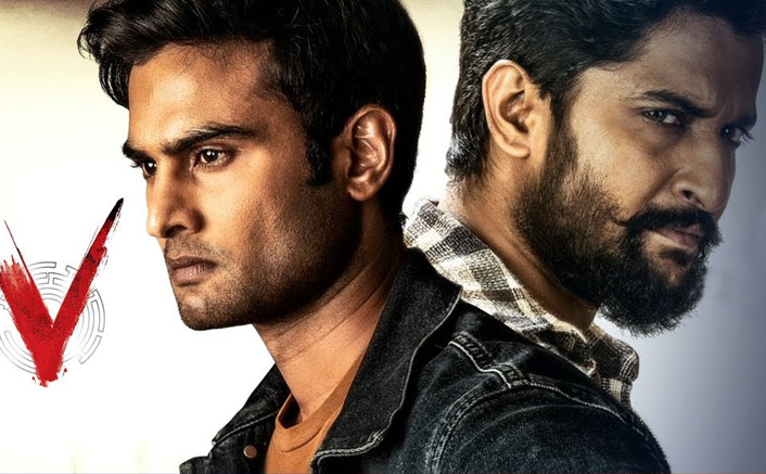 V Trailer OUT! Nani & Sudheer Babu Promise A Thrilling Chase - Watch