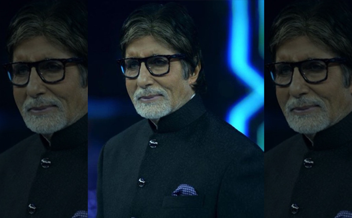 Amitabh Bachchan Yet Again Takes A Dig At The 'Phanny' English Language Decades Later After Namak Halal