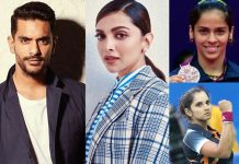 Angad Bedi wants his daughter to have heroes like Sania Mirza, Saina Nehwal and Deepika Padukone