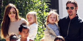 Angelina Jolie Amid 'Comforting Nights' Trying To Fix Brad Pitt's Relationship With Kids?