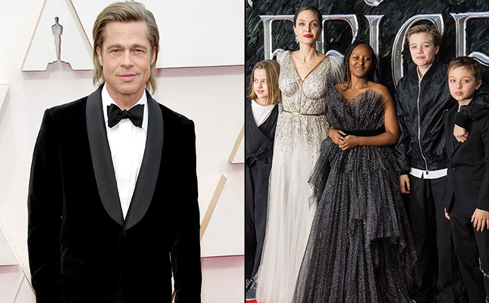 Angelina Jolie Has Special Plans On Wedding Anniversary But NOT With Brad Pitt!