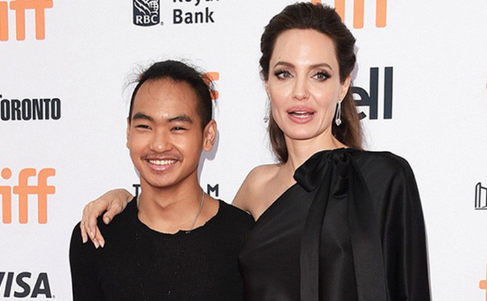 "Angelina Jolie Can't Stop Gushing Over Son Maddox & Other Kids, Says ""They Are An Amazing Team"""