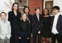 Angelina Jolie Looks Like A VISION As She Takes Her Kids Out For A Dinner Amid The Brad Pitt Drama