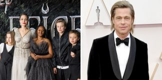 Angelina Jolie Wants To Quit LA & Move To UK With Her Kids; Is Brad Pitt Upset?