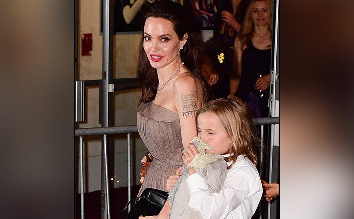 Angelina Jolie Proves She's The MOST Stylish Single Mother & There's Nothing Holding Her Back!