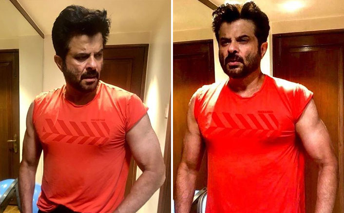 Anil Kapoor Feels His Muscles Look Better Than His Face & We Don't Agree, Do You?