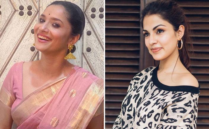 Ankita Lokhande's Recent Tweet About Women Power A Dig At Rhea Chakraborty?