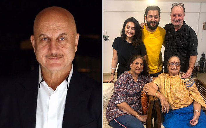 Anupam Kher Is Proud Of His Nephew & The Reason Is Sure To Melt Your Heart